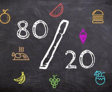 80/20 Eating Explained