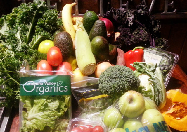 3 reasons to Eat Organic