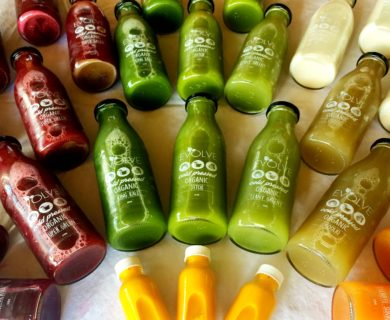 Juice Cleanse Made Simple